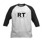 River Terrace Decal-Style Kids Baseball Jersey