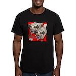 I'm a Gemini Men's Fitted T-Shirt (dark)