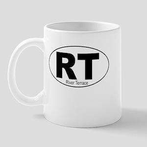 River Terrace Decal-Style Mug