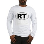 River Terrace Decal-Style Long Sleeve T-Shirt