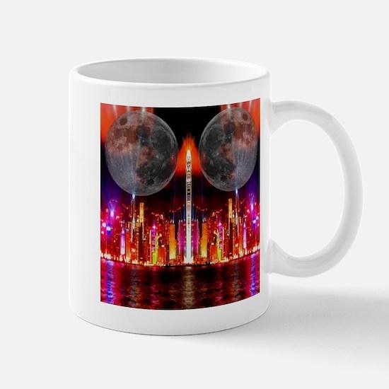 Twin Moons Mug