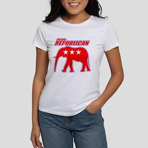Proud GOP Republican Women's T-Shirt