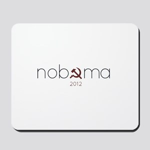 nobama 2012 Mousepad