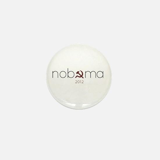 nobama 2012 Mini Button