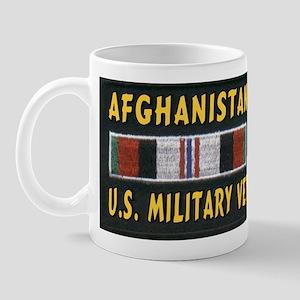 AFGHANISTAN MILITARY VET Mug