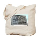 Tote Bag Berlin - Checkpoint Charlie