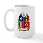 CREOLE Shield Large Mug