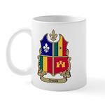 CREOLE Shield Mug