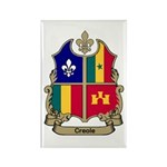 CREOLE Shield Rectangle Magnet (100 pack)