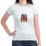 CREOLE Shield Jr. Ringer T-Shirt