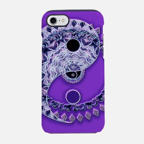 Dreamcatcher Yin Yang iPhone 7 Tough Case