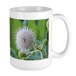 Buttonbush Large Mug