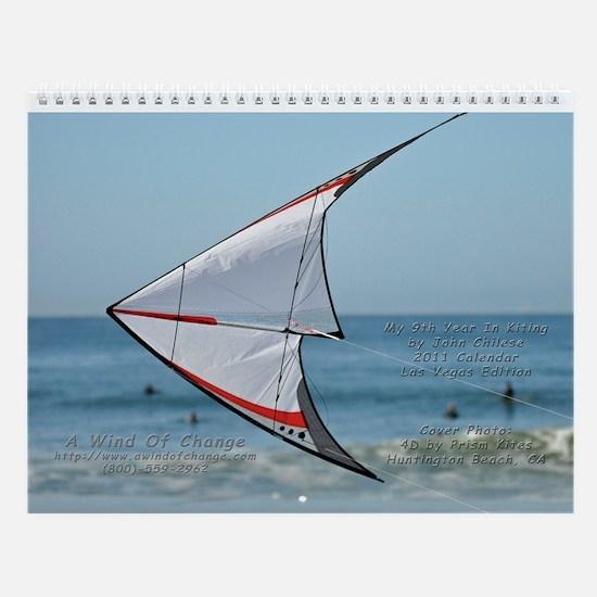 2011 General Kiting Calendar (2011 Release)