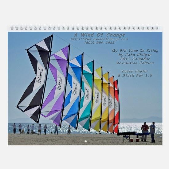 2011 Revolution Calendar (2011 release)