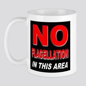 No Flagellation Mug