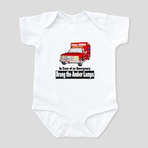 Brang The Amber Lamps Infant Bodysuit