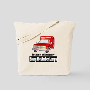 Brang The Amber Lamps Tote Bag