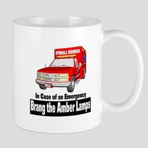 Brang The Amber Lamps Mug
