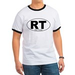 River Terrace Decal-Style Ringer T