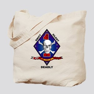 1st Recon Tote Bag