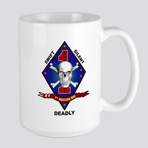 1st Recon Large Mug