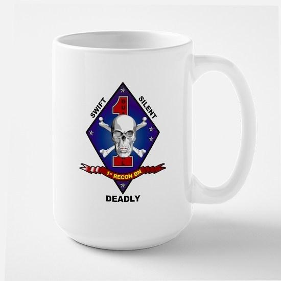 1st Recon Large Mug
