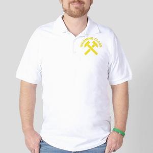 working_classgold Golf Shirt