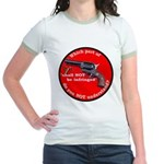 The Second Amendment Jr. Ringer T-Shirt