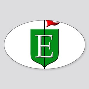 Epworth Heights Sticker (Oval)