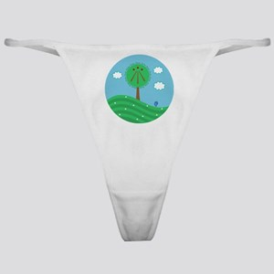 Druid Tree Classic Thong