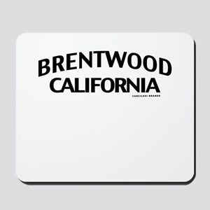 Brentwood Mousepad