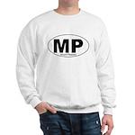 Mt Pleasant Decal-style Sweatshirt