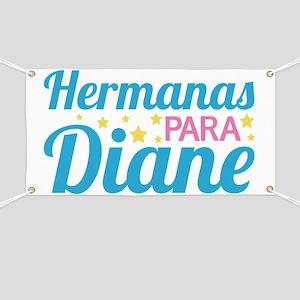 Hermanas para Diane! Banner