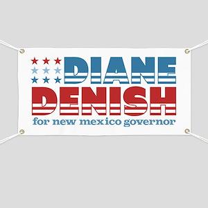 Denish for Governor Banner