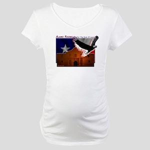 Alamo Rising Maternity T-Shirt
