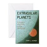 Extrasolar Planets Greeting Cards (Pk of 10)
