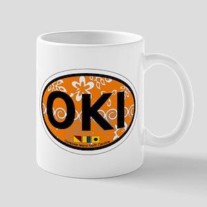 Ocracoke Island - Sandollar Design Mug