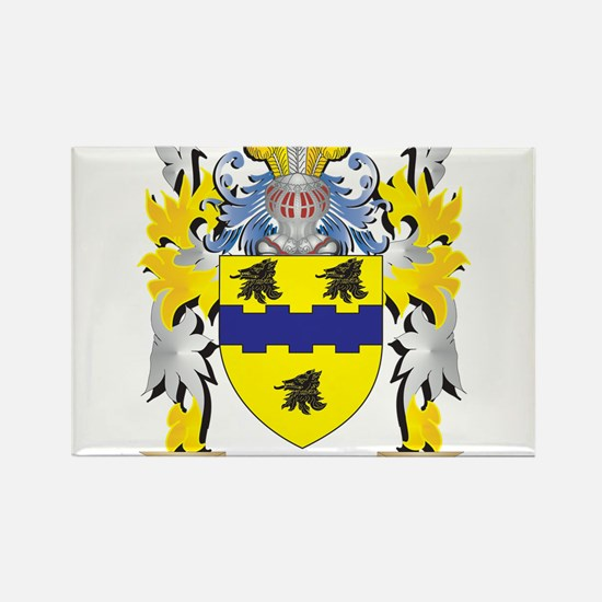 Seeley Family Crest - Coat of Arms Magnets