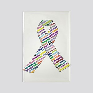 all cancer rep ribbon 2.1 Magnets