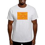 UFC Ash Grey T-Shirt