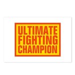 UFC Postcards (Package of 8)