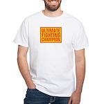 UFC White T-Shirt