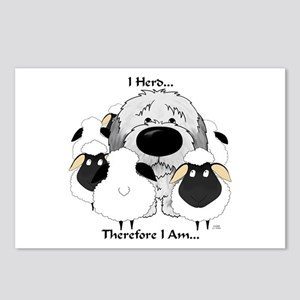 Sheepdog - I Herd... Postcards (Package of 8)