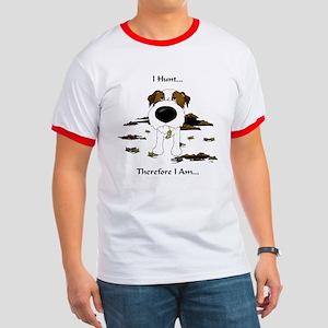 Jack Russell Terrier - I Hunt. Ringer T