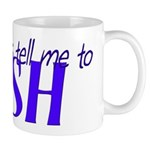 Voices Tell Me To Fish Mug