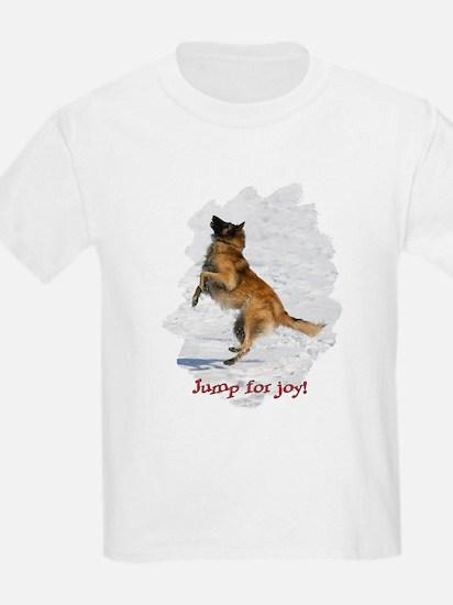 jump! Kids T-Shirt