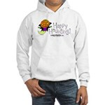 I M Halloween Hooded Sweatshirt