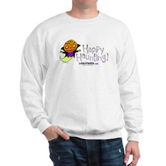 I M Halloween Sweatshirt