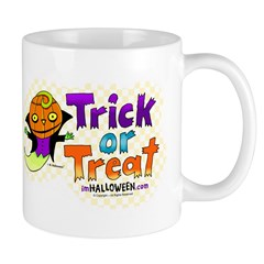 I M Halloween Trick-or-Treat Mug