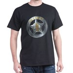 Gutshot Black T-Shirt